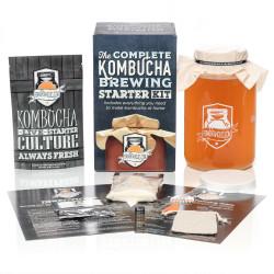 The Complete Kombucha...
