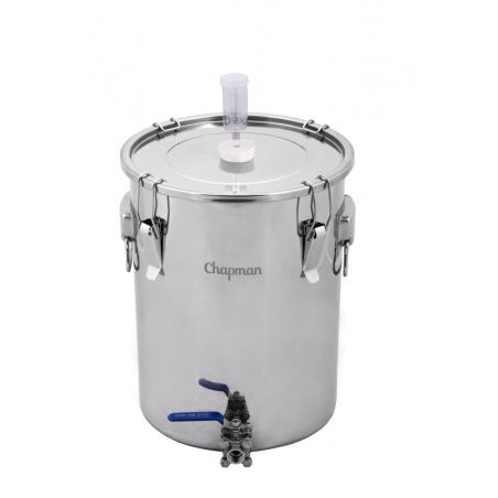 Chapman UniVessel Stainless Steel Fermenter