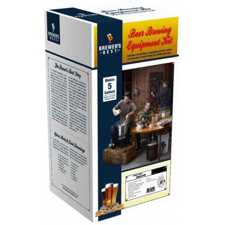 Brewer's BeAst Beer Brewing Equipment Kit
