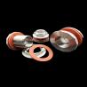 EZ Seal Stainless Steel...