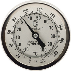 BrewBuilt Dial Thermometer...