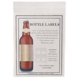 Beer Bottle Labels (2-Part)...