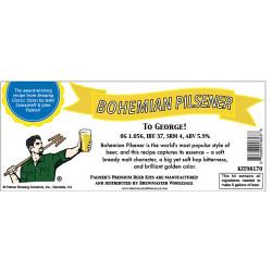 Palmer's Premium Beer Kits...
