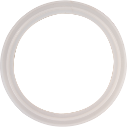 """4"""" Silicone Tri-Clamp Gasket"""