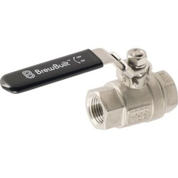 Brass & Stainless Steel Ball Valves
