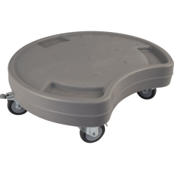 Molded Base with Casters...