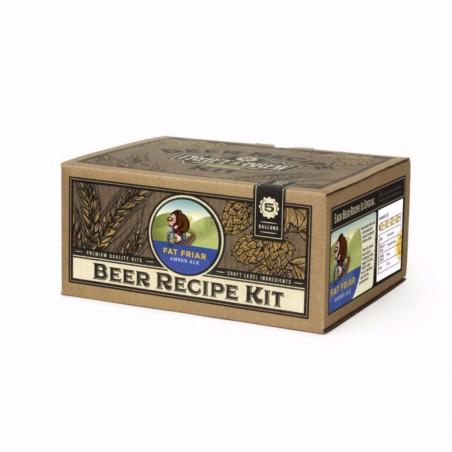Fat Friar Amber Ale 5 Gallon Beer Recipe Kit