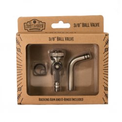 """3/8"""" Ball Valve for The..."""