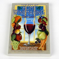 The Joy Of Home Winemaking...