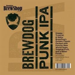 BrewDog Punk IPA 1 Gallon...