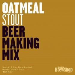 Oatmeal Stout 1 Gallon (3.8...