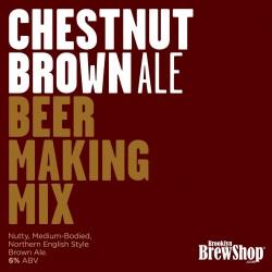 Chestnut Brown Ale 1 Gallon...