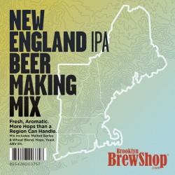 New England IPA 1 Gallon...