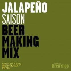Jalapeño Saison 1 Gallon...