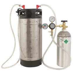 Homebrew Kegging Kit with...