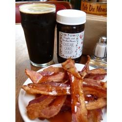 Maple Smoked Bacon Candi Syrup