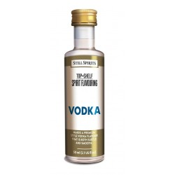 Top Shelf Vodka Spirit...