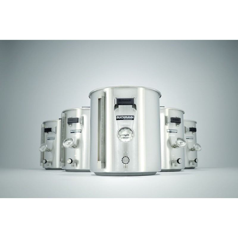 The BoilMaker G2 brew kettle is made in the USA, single piece construction with all new features!