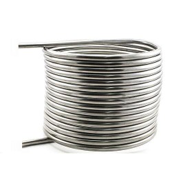 """HERMS Coil 1/2"""" Stainless..."""