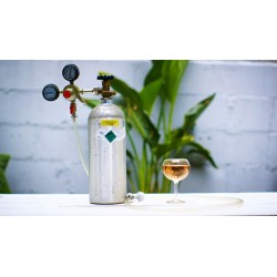 DIY At-Home Carbonation System