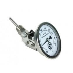 "1/2"" NPT Brew Thermometer -..."