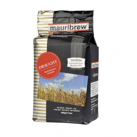 Mauribrew DRAUGHT Dry Brewing Yeast