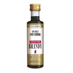 Top Shelf French Brandy...