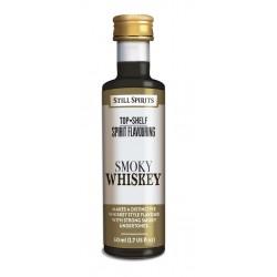 Top Shelf Smoky Whiskey...