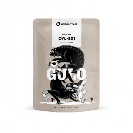 Omega (OYL-501) Gulo Ale Yeast Slurry