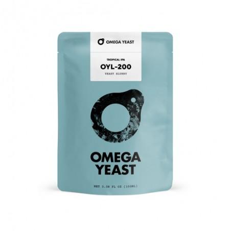 Omega (OYL-200) Tropical IPA Yeast Slurry