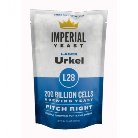 Imperial L28 Urkel Organic Lager Yeast Slurry