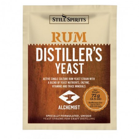SS Distiller's Yeast Rum with AG 72g