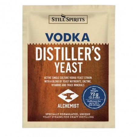 SS Distiller's Yeast Vodka with AG 72g