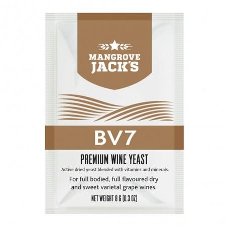 Mangrove Jack's BV7 Premium Dry Yeast for Wine