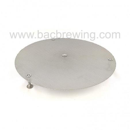 BacBrewing False Bottom for Grainfather 30L (1 mm Ø Holes)