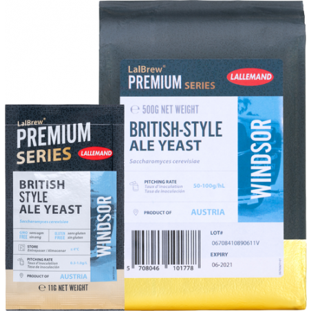 LalBrew Windsor British Style Ale Yeast