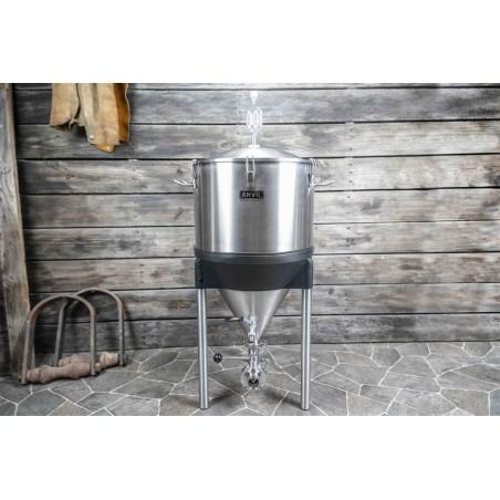 Anvil Crucible 14 Gallon Conical Fermentor