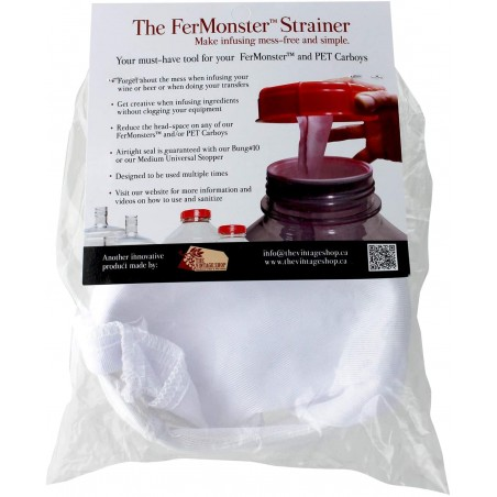 The Vintage Shop MonsterMesh Strainer for all FerMonsters