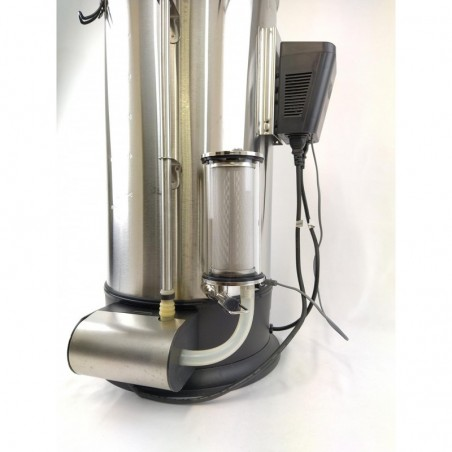 BacBrewing External Filter for Grainfather Deluxe Kit
