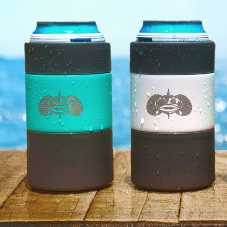Toadfish 12 oz Non-Tipping Can Cooler