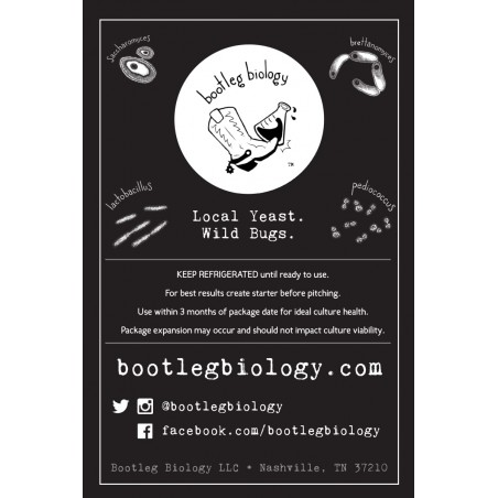 Bootleg Biology Sour Solera Blend
