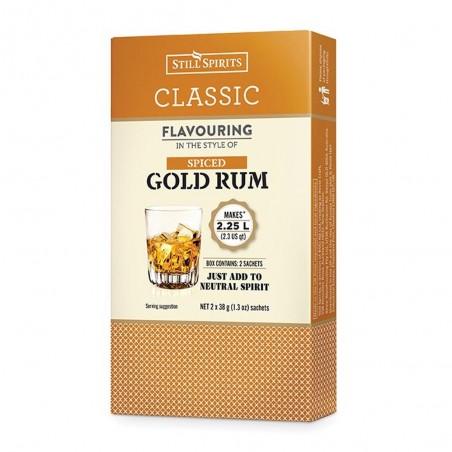 Still Spirits Classic Spiced Gold Rum Sachet (2 Pack)