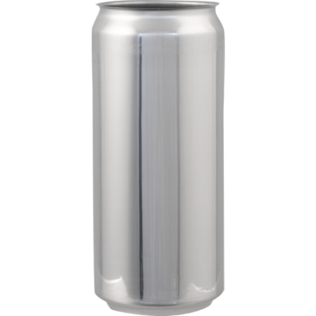 Silver Aluminum Crowler (946ml/32oz) - Case of 149 Cans and Ends