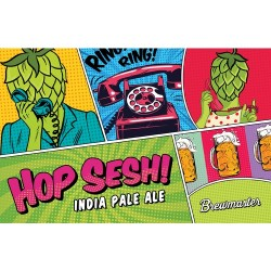 Brewmaster Hop Sesh Session...