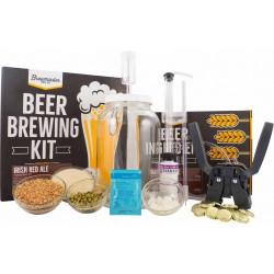 Brewmaster 1 Gallon Homebrew Starter Kit (Includes Irish Red Ale Recipe Kit)