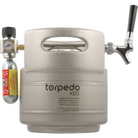 The Torpedo Keg Party Bomb