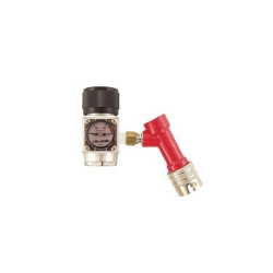Mini CO2 Regulator Kit (Pin Lock)
