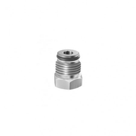 Corny Plug Adapter, SS 304