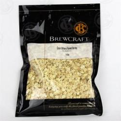 Grain Millers Flaked Barley, Pre-Gelatinized