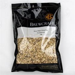 Grain Millers Flaked Rye, Pre-Gelatinized